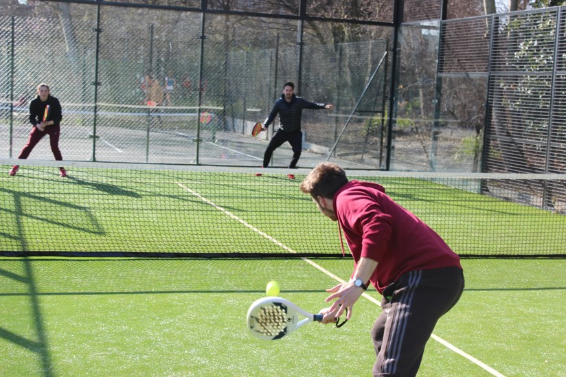 Book online Padel drop-in sessions and courses at Will to Win Regent's Park, London, United Kingdom, UK